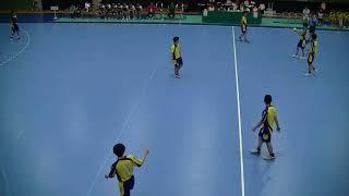 第41回全国高校ハンドボール選抜大会 1回戦 那賀vs仙台第二⑤