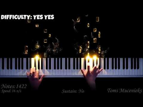 Песня гробовщиков на пианино(читайте описание)