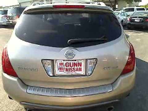 2007 nissan murano sport utility san antonio tx used n111 youtube. Black Bedroom Furniture Sets. Home Design Ideas