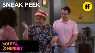 Young & Hungry 3x01 Sneak Peek: Back from Honeymoon | Wednesday, February 3 at 8pm/7c on Freeform!