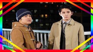 俳優の加藤諒が、日本テレビ系ドラマ『もみ消して冬~わが家の問題なか...