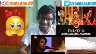 Ali Sethi,Ali Hamza & Waqar Ehsin-Tinak Dhin|Coke Studio Season 10|Reaction & Thoughts