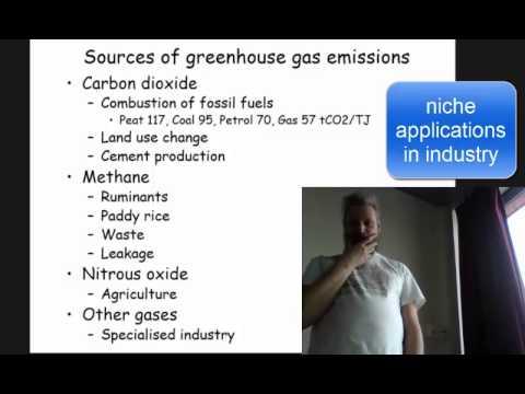 Climate economics (PG): Emission scenarios
