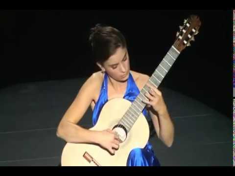 Ana Vidovic: Valses Venezolanos 2 y 3 - Antonio Lauro