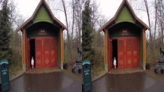 Minnesota Zoo Tour 3D stereoscopic