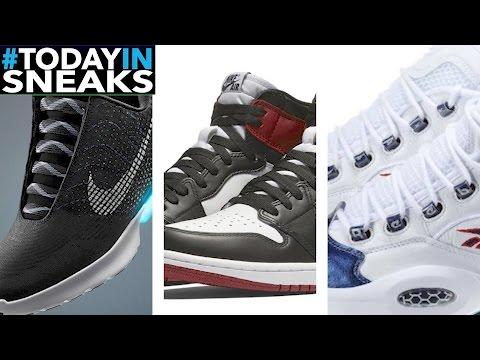 sale retailer 6eb4d 76299 Nike HyperAdapt: Selbstschnürende Schuhe kommen Ende ...