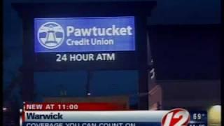 Warwick bank robbery