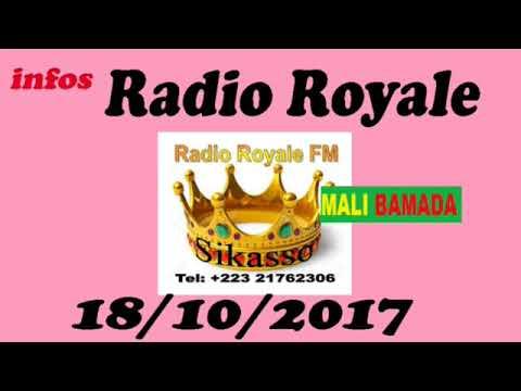 RADIO ROYALE FM, 18/10/2017