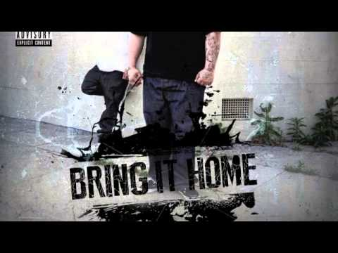 Fiesty 2 Guns of Charlie Row Campo - Featuring Chino G - On The Side - From Bring It Home