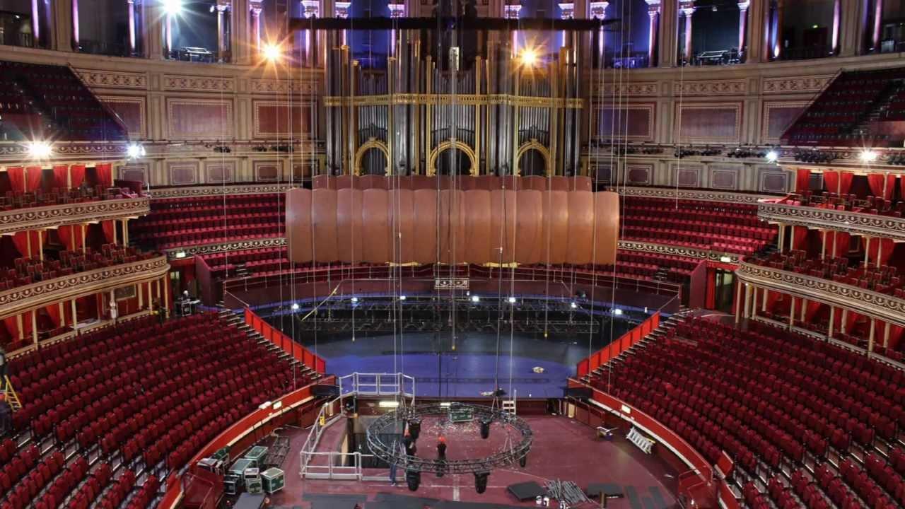 Sound By Design Royal Albert Hall Auditorium Concert