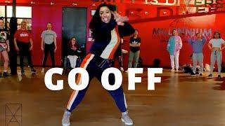 Go Off- Dawin DANCE VIDEO   Dana Alexa Choreography