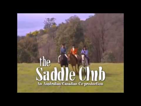 the saddle club opening series 1-3