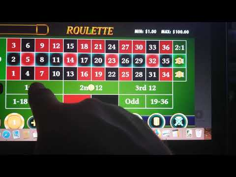 HOW TO WIN AT ROULETTE EVERYTIME YOU PLAY. 100% WIN RATE ROULETTE