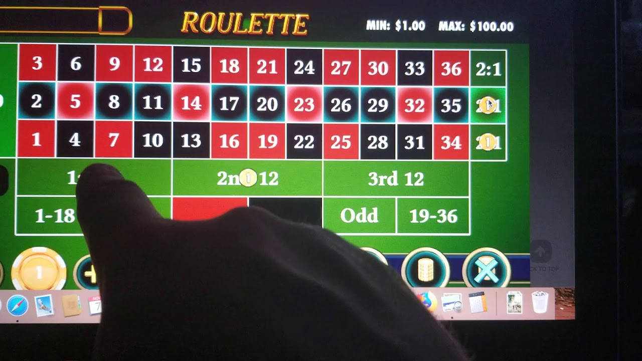 HOW TO WIN AT ROULETTE EVERYTIME YOU PLAY. 100% WIN RATE ...