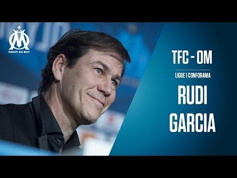 Toulouse - OM | La conférence de presse de Rudi Garcia