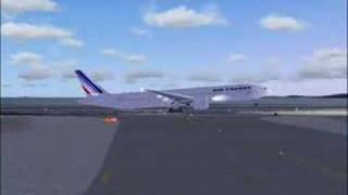 Boeing 777-300 ER Air france (Fs2004)
