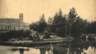 Гатчина сто лет назад