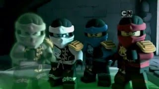 Immortals (Fall Out Boy) - Ninjago Tribute (Season 6, Episod...