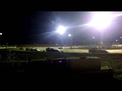 El paso County Speedway 8/29/15 NASCAR night