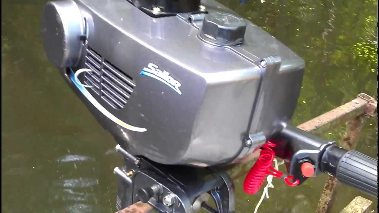 лодочный мотор сейлор фото