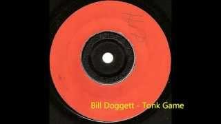 Hank Marr - Tonk Game - blanc pre king records  - jamaican pressing R&B