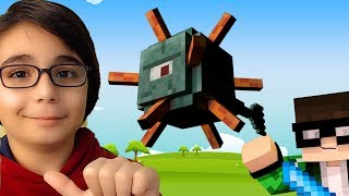 EN GÜÇLÜ GARDİYAN | Minecraft: Speed Builders BKT