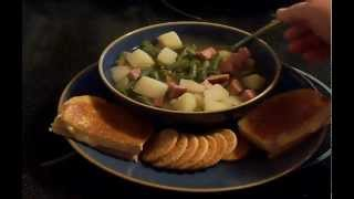 Ham And Green Bean Soup - E63