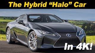 2018 Lexus LC 500h Hybrid Review and Comparison thumbnail