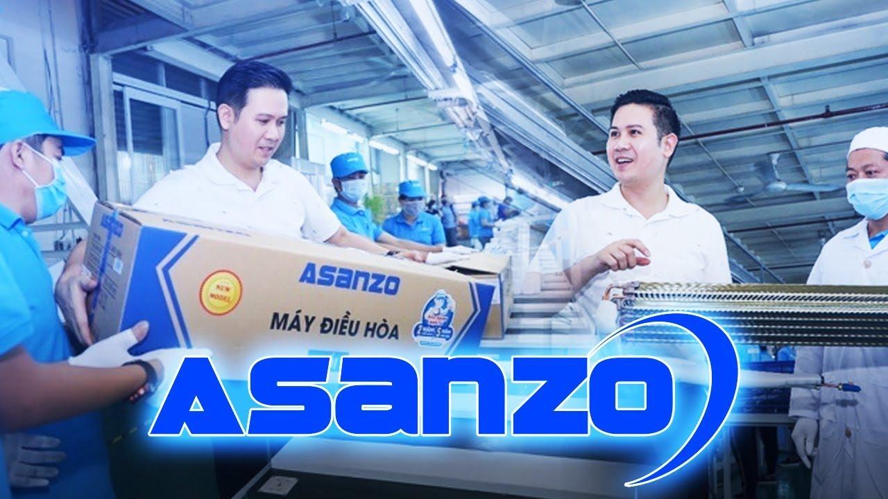 Asanzo Tái Xuất Hậu Khủng Hoảng: Xây Nhà Máy Hàng Trăm Tỷ Đồng