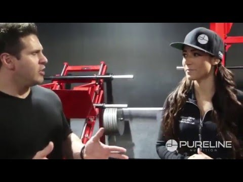 Glute Blast with IFBB Bikini Pro Marcela Cabral - Fit Vids Episode 2