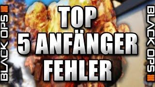 ANFÄNGER-FEHLER! |  Black Ops 3 | CoD BO3 Tipps & Tricks