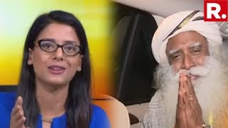 Sadhguru Speaks Exclusively To Republic TV Over Chandrayaan 2 Launch | EXCLUSIVE