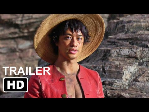 """One Piece: The Movie 'Teaser Trailer' Live Action   Toei Animation """"Concept"""""""