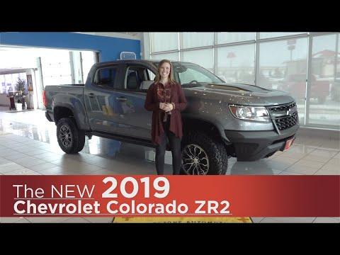 New 2019 Chevrolet Colorado ZR2 4WD