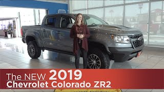 New 2019 Chevrolet Colorado ZR2 | Mpls, St Cloud, Monticello, Buffalo, Rogers, MN | Review