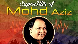 Superhits of Mohd. Aziz | Bollywood Evergreen Songs [HD] | Popular Video JUKEBOX