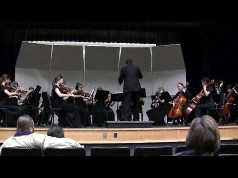 "Deep Run HS Orchestra - ""The Stars and Stripes Forever"""