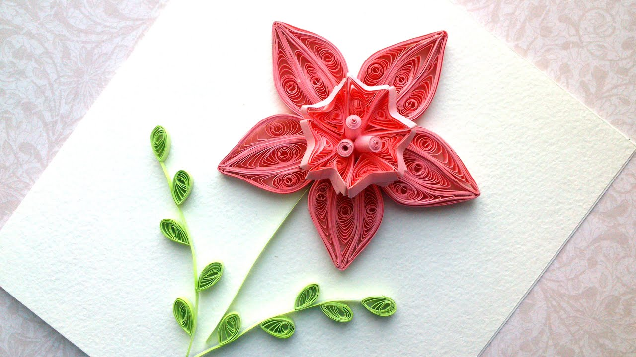 Quilling design ideas how to make a paper quilling design for How to quilling designs