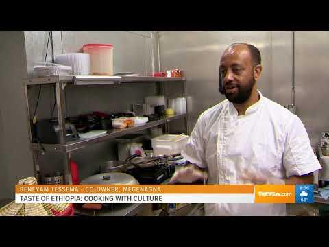 Ethiopia food
