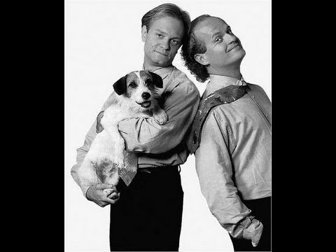 Frasier Winslow Crane 'Oh baby I hear the blues are calling, tossed salads and scrambled eggs...'