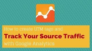 إنشاء واستخدام UTM العلامات من Google Analytics
