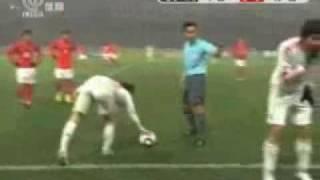 2010 02 10 东亚四强赛 中国VS韩国(男足)全场录像 下半场_clip4.avi