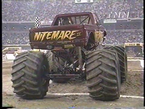 Indianapolis 1999 TNN Motor Madness Monster Jam Week 1