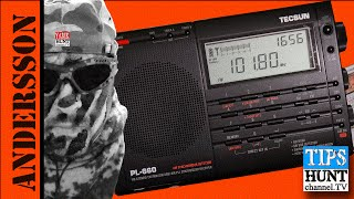 Обзор радиоприемника [TECSUN-PL660] для охотника и рыболова
