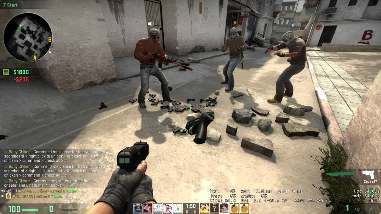 crash cs go