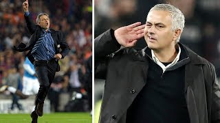 Jose Mourinho's best wind-up moments in football