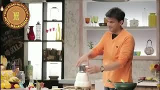 MasterChef Vikas Khanna recipe 1  Shahi Paneer  GNIHM