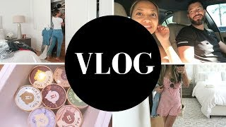VLOG: Getting Ready For A Photoshoot, Negative Comments, Weekend Outfits and MORE!!