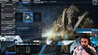 StarCraft II | Ladder Practice and Handel