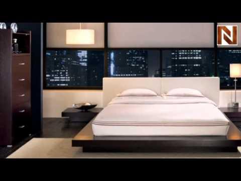 Modloft Worth King Bed Hb39a K Wen Youtube